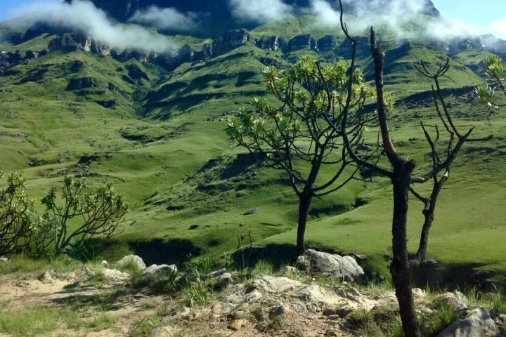 Sani Pass Photo Break
