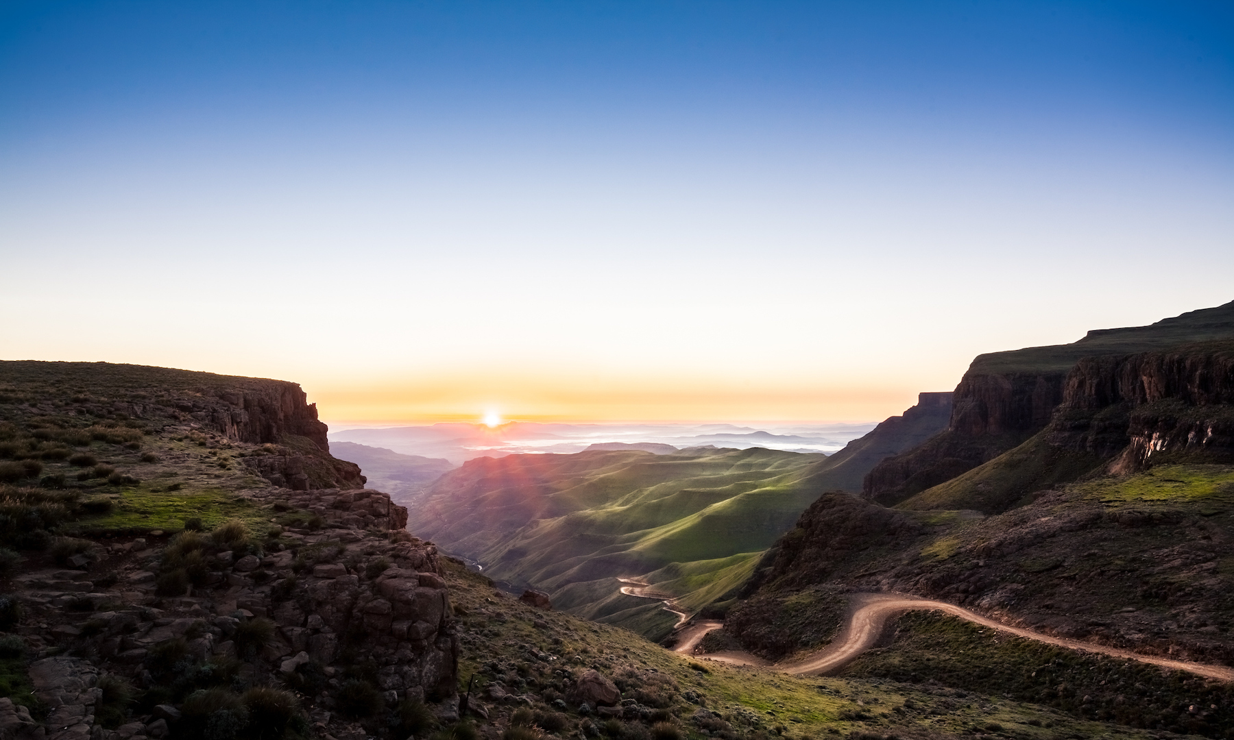 Sani Pass Tour from Underberg