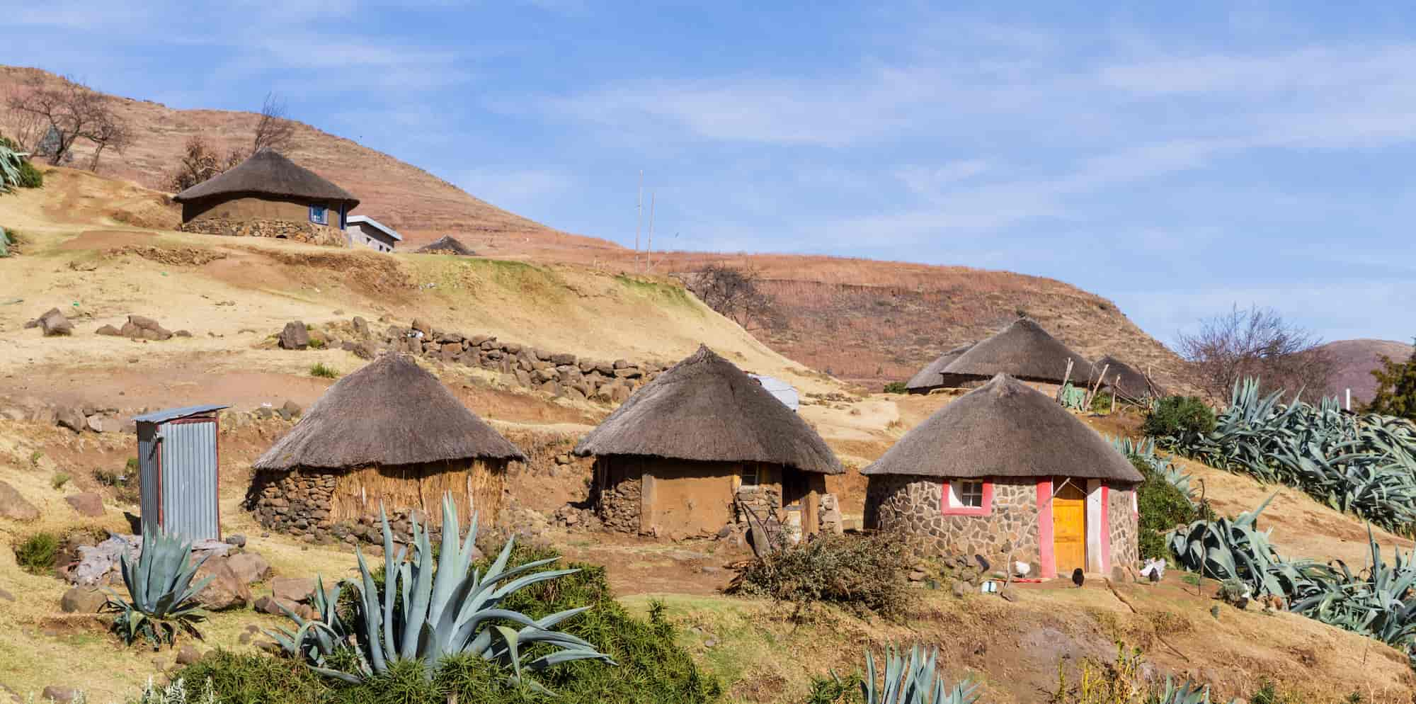 Immersive Lesotho Day Trip from Underberg