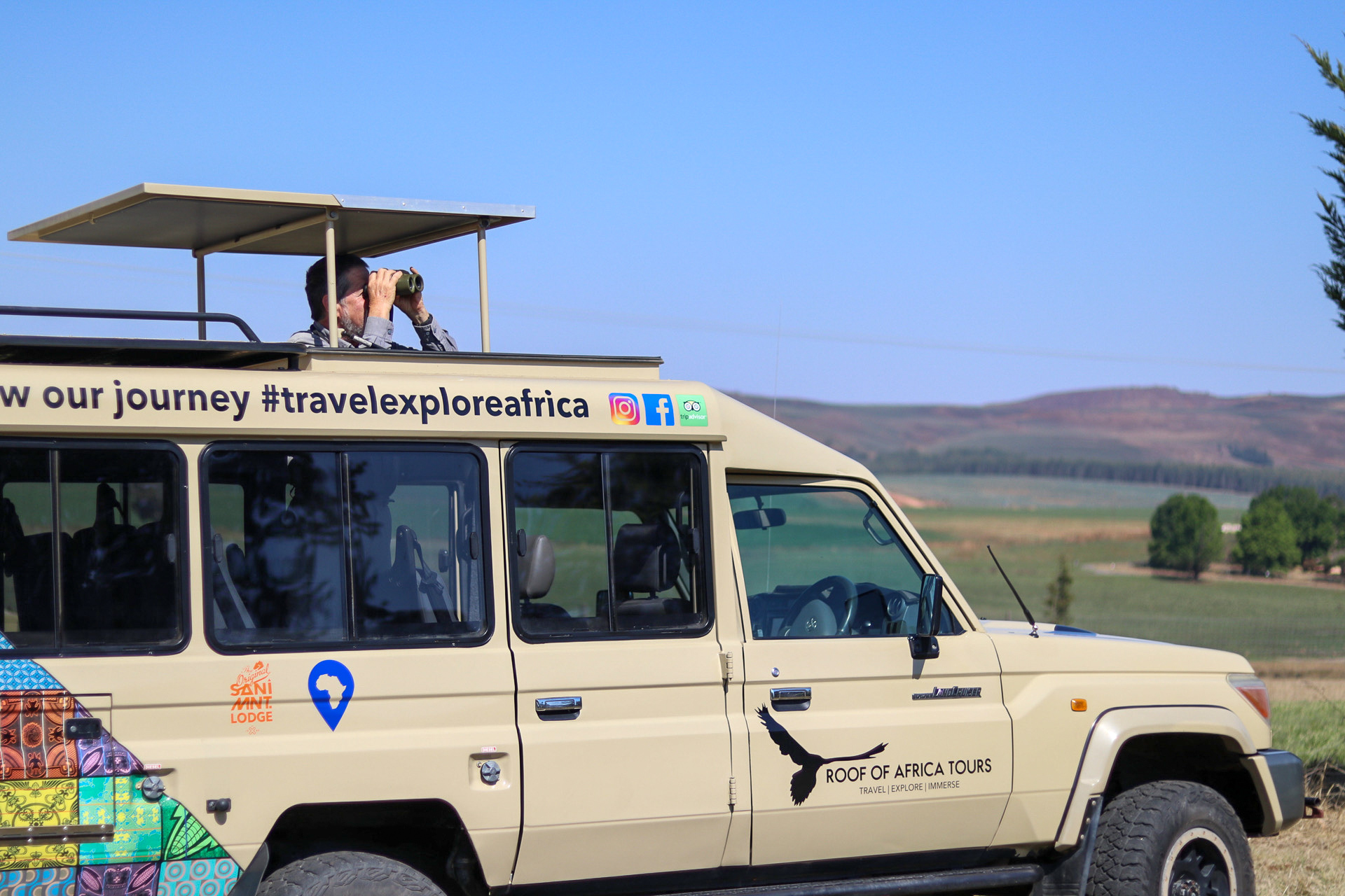 3-Day Drakensberg Birding Tour with Aldo
