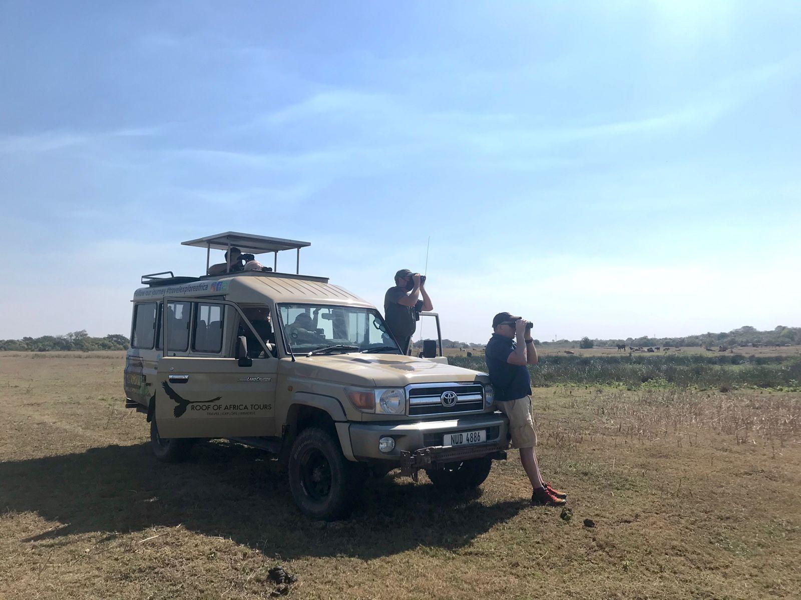3-Day Northern Zululand Birding Tour